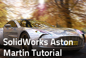 SolidWorks Aston Martin tutorial