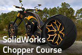 SolidWorks Chopper course
