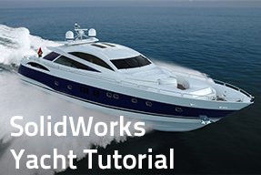 SolidWorks Yacht Tutorial