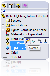 001 How To Model The Rietveld Chair In SolidWorks How to Model a Rietveld Chair in SolidWorks?