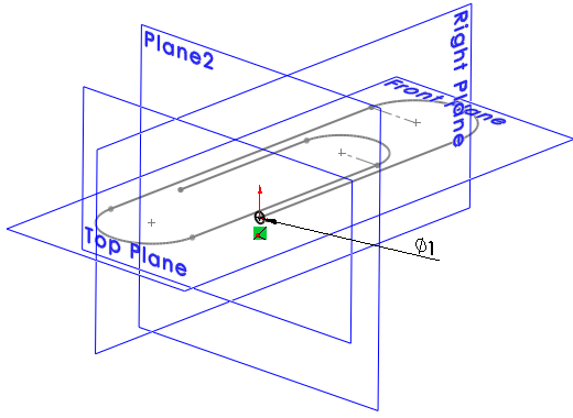 013 sweep profile and path How to Model a Paperclip in SolidWorks?
