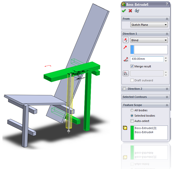 016 How To Model The Rietveld Chair In SolidWorks How to Model a Rietveld Chair in SolidWorks?