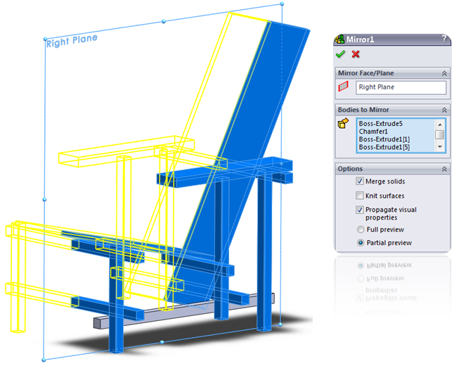 019 How To Model The Rietveld Chair In SolidWorks How to Model a Rietveld Chair in SolidWorks?