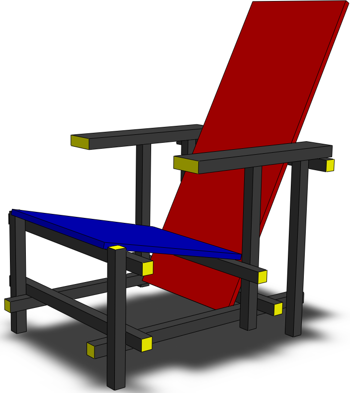 026 How To Model The Rietveld Chair In SolidWorks How to Model a Rietveld Chair in SolidWorks?