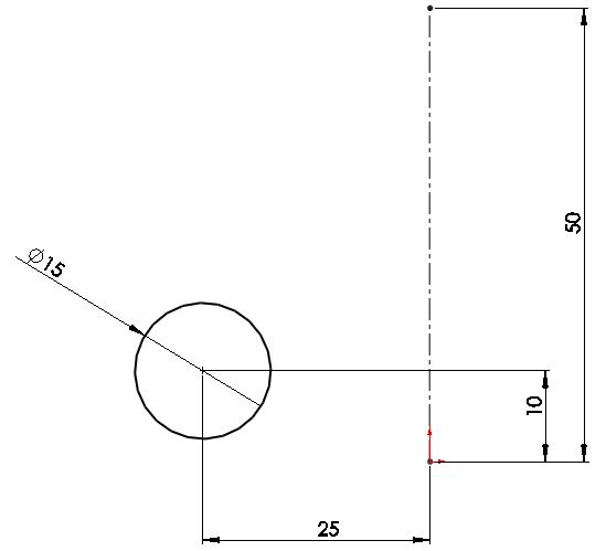 Revolve Sketch