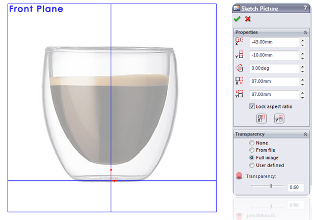 03 How to Model a Double Walled Glass in SolidWorks How to Model a Double Walled Glass in SolidWorks?