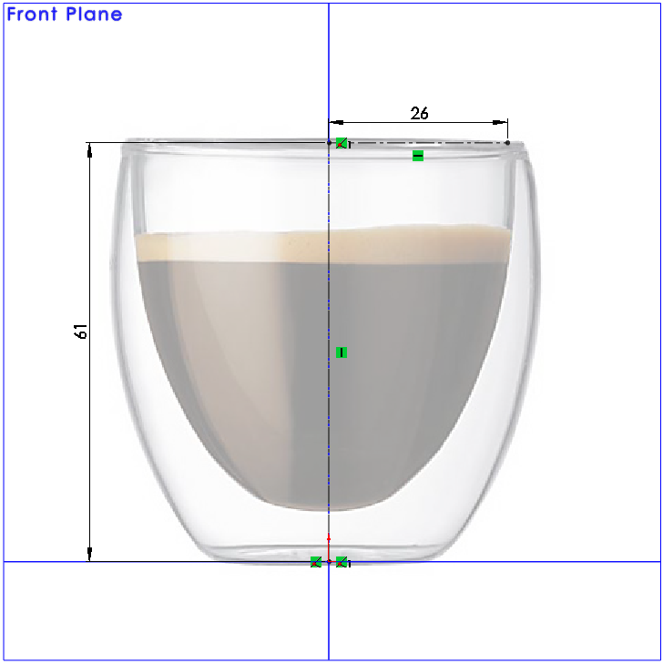 04 How to Model a Double Walled Glass in SolidWorks How to Model a Double Walled Glass in SolidWorks?