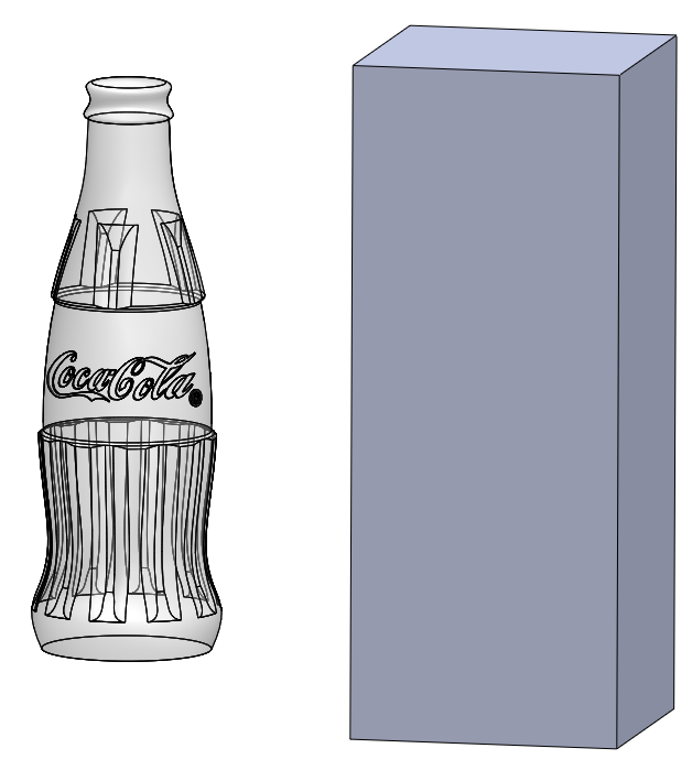 07 mold assembly How to Draw a Coke Bottle Mold in SolidWorks?