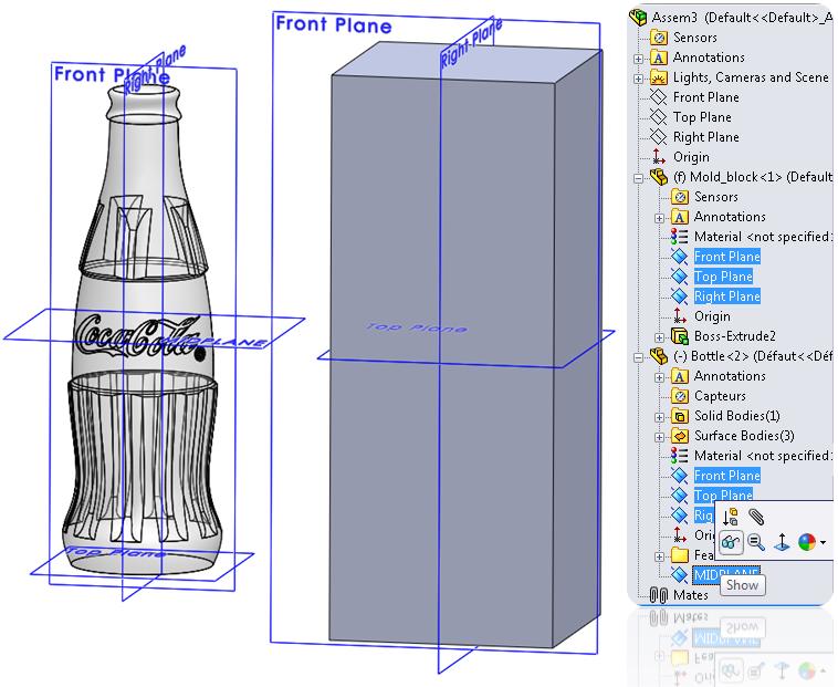 Coca Cola Glass Bottle Dimensions