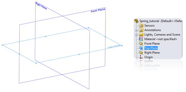 2D Sketch in SolidWorks