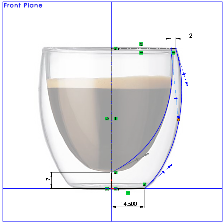 10 How to Model a Double Walled Glass in SolidWorks How to Model a Double Walled Glass in SolidWorks?