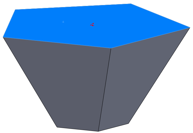 13 sketch on surface How to Model a Dodecahedron in SolidWorks?