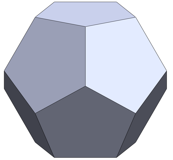 1 solidworks dodecahedron tutorial How to Model a Dodecahedron in SolidWorks?