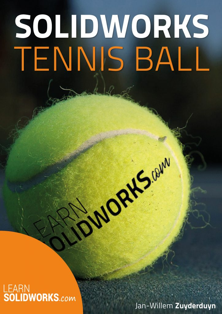 SolidWorks Tennis Ball eBook