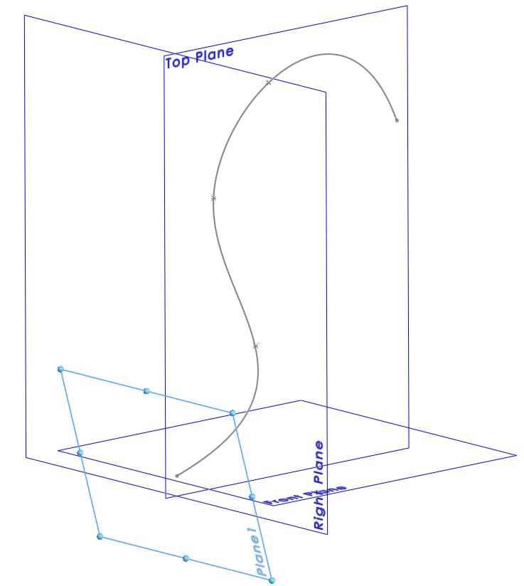 SolidWorks 2D Sketch