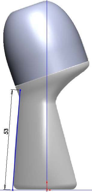 Deodorant Roller Tutorial 011 How to Model a Deodorant Roller in SolidWorks?