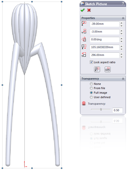 How to Model Starcks Citrus Squeezer in SolidWorks 003 How to Model a Citrus Squeezer in SolidWorks?