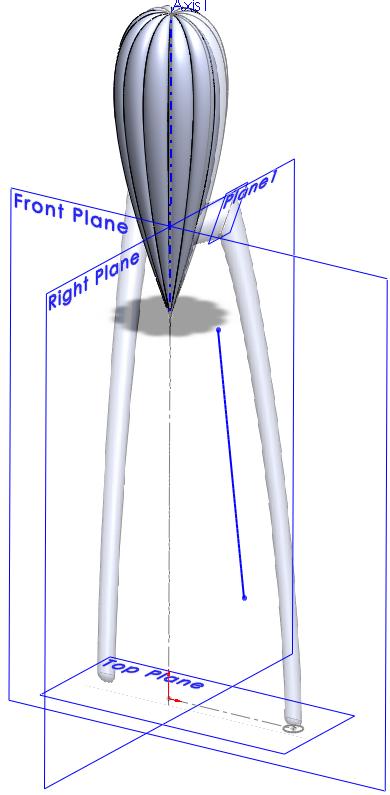 Draw a Spline
