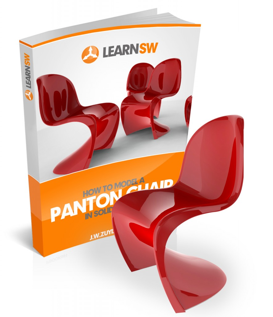 Panton 884x1024 Free SolidWorks Panton Chair eBook (68 pages)