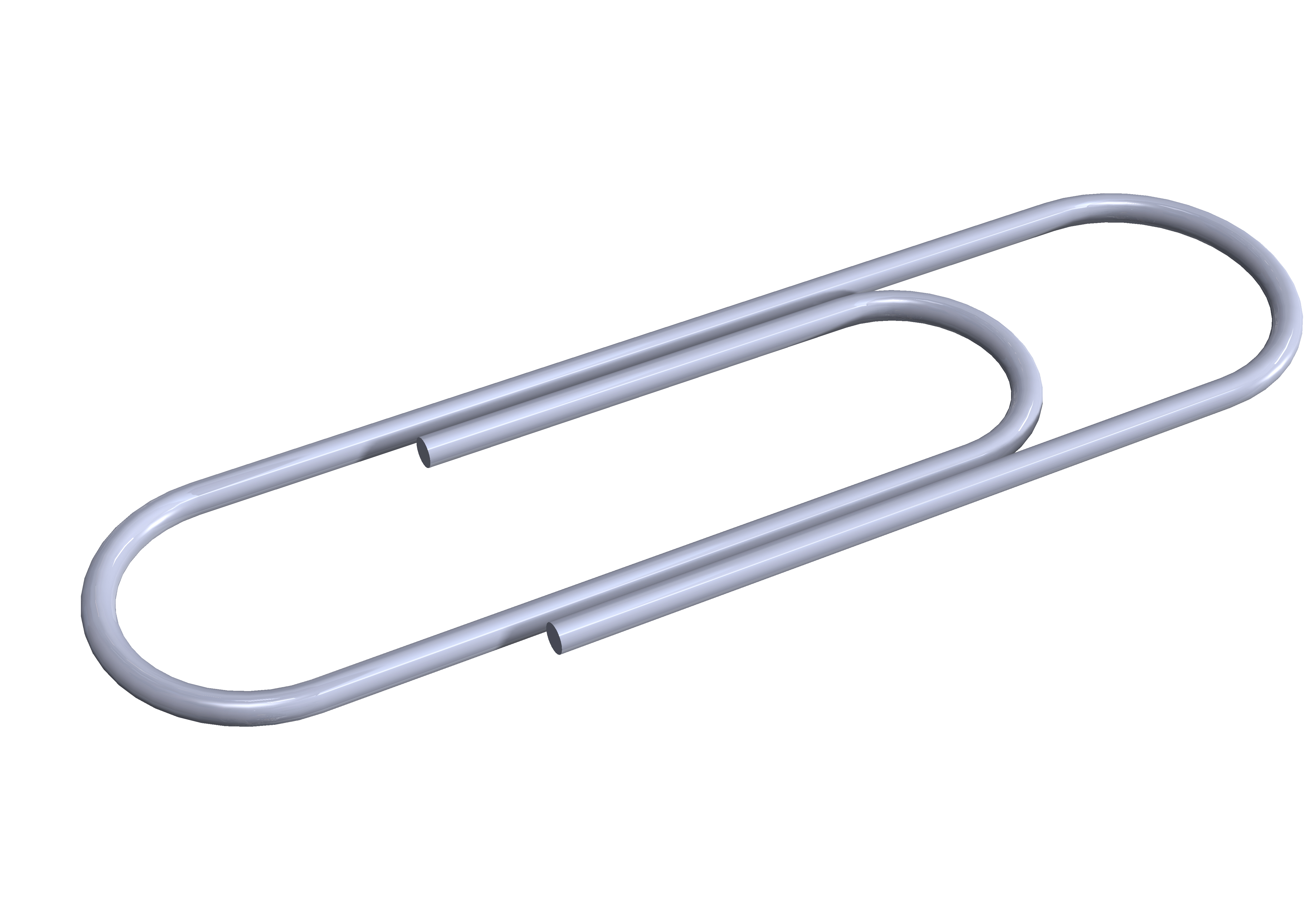 Paperclip How to Model a Paperclip in SolidWorks?