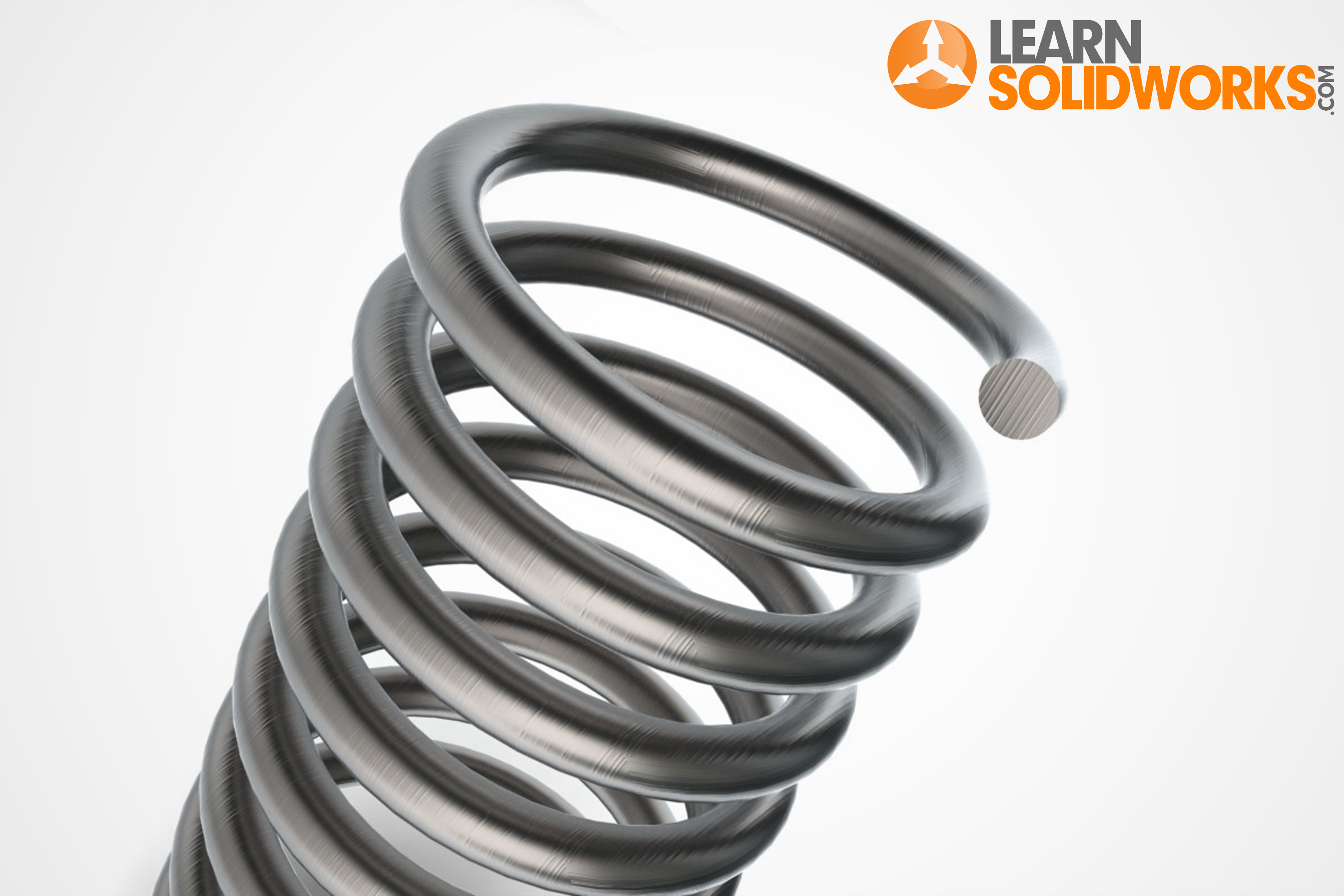 How to Model a Spiral in SolidWorks? | LearnSOLIDWORKS.com