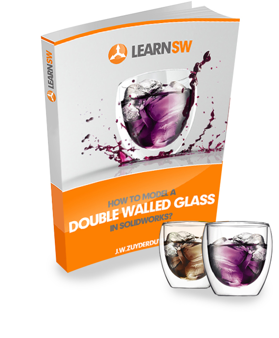 double walled glass ebook How to Model a Double Walled Glass in SolidWorks?