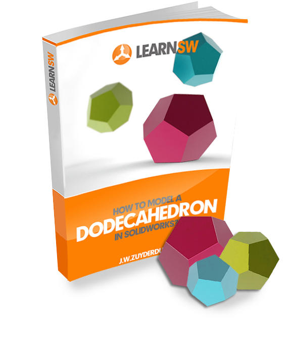 eBooks Dodecahedron How to Model a Dodecahedron in SolidWorks?
