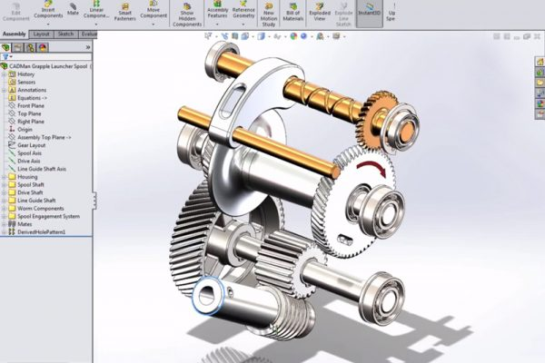 SOLIDWORKS Product Modeling Tutorials   LearnSOLIDWORKS com