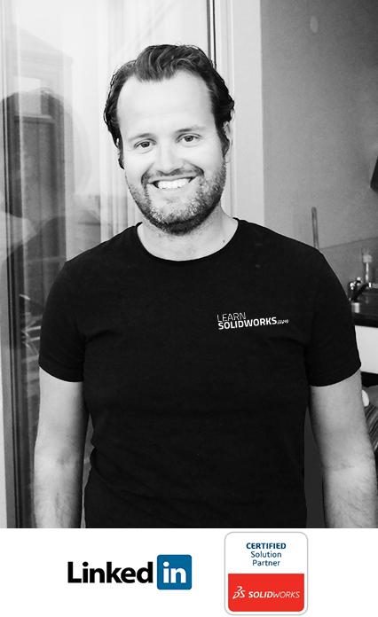 Jan-Willem Zuyderduyn - CEO LearnSolidWorks.com