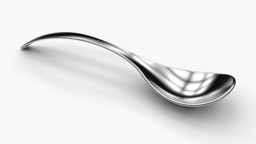 SolidWorks spoon lesson