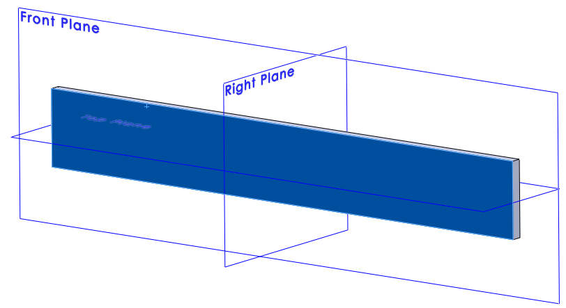 solidworks tutorial sketch on surface 04 How to Draw a Text in SolidWorks?