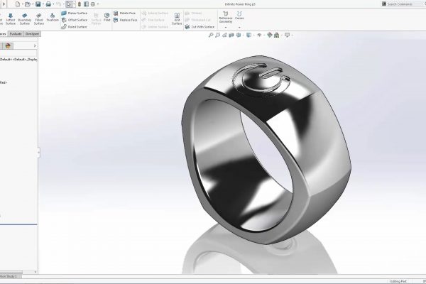 part 4, solidworks ring tutorial